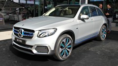 Mercedes GLC Fuel Cell : le concept car discret