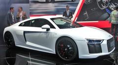 Audi R8 V10 RWS : arrière toute !