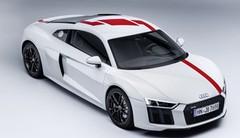 Audi R8 V10 RWS : 540 ch pour les puristes