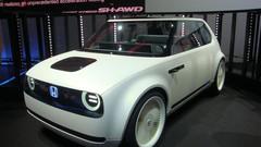 Honda Urban EV Concept : électro rétro