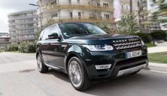 Essai Range Rover Sport SD4 : notre avis sur le Range 4-cylindres