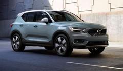 Volvo XC40 : SUV gantois connecté et numérique