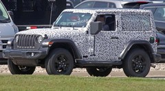 Futur Jeep Wranger 2018 : aussi en hybride