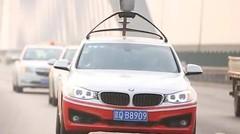 Le Google chinois finance la voiture autonome