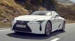 Essai Lexus LC 500h 2017 : esprit de synthèse
