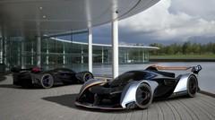 McLaren se lâche sur Gran Turismo avec l'Ultimate Vision GT