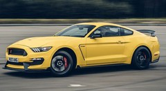 Essai Ford Mustang Shelby GT350R : Cheval de course