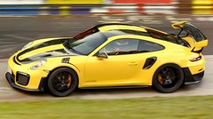 Porsche 991 GT2 RS: record au Ring