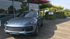 Dans les entrailles du Porsche Cayenne