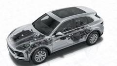 Porsche Cayenne 3 : tous les secrets techniques du nouveau Cayenne