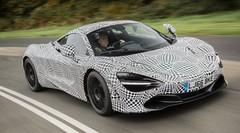 McLaren BP23 : le mulet de sortie