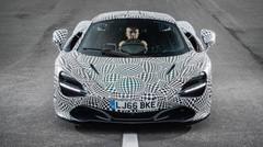 McLaren BP23, l'hyper-GT héritière de la F1