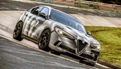 Nouveau record pour l'Alfa Romeo Stelvio Quadrifoglio au Nürburgring