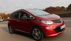 L'Opel Ampera-e jusqu'à la panne : combien de kilomètres peut-on faire en une seule charge ?