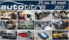 Résumé Auto Titre du 25 au 30 septembre 2017