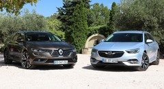 Essai Opel Insignia Sports Tourer vs Renault Talisman Estate : différend familial