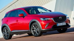 Essai Mazda CX-3: Sensualité italienne, qualité «made in Japan»