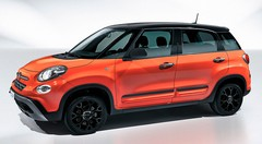 Fiat 500L City Cross : le crossover 500L