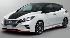 Nissan Leaf : une version Nismo pour le salon de Tokyo