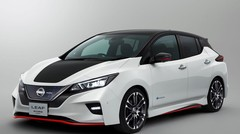 Un concept Nissan Leaf Nismo au Salon de Tokyo