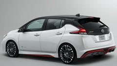 Nissan Leaf Nismo Concept : la prochaine sportive électrique ?