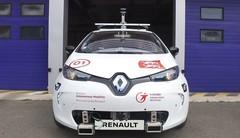 Renault teste des Zoé autonomes en libre-service