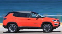 Essai Jeep Compass Trailhaw : Accents américains