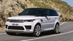 Range Rover Sport PHEV : le Range se met à l'écologie