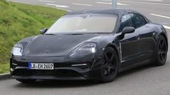 """La future Porsche électrique """"Mission E"""" fait sa sortie"""