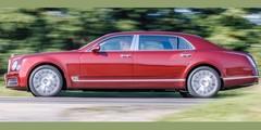 Essai Bentley Mulsanne Extended Wheelbase : Le palace XXL