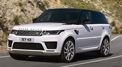 Le Range Rover Sport revient dans une version hybride rechargeable