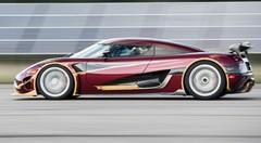 0-400-0 km/h : Koenigsegg écrase Bugatti !