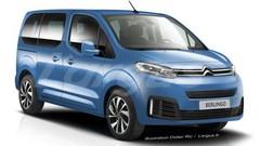 Citroën Berlingo 3 : premières infos sur le nouveau Berlingo