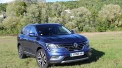 Essai Renault Koleos 2.0 dCi 175 : pas armé pour lutter
