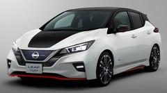 Nissan va présenter le concept d'une Leaf Nismo au salon de Tokyo