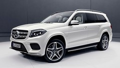 Mercedes GLS Grand Edition : une étape de plus dans le luxe