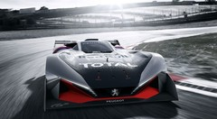 Peugeot L750 R HYbrid Vision Gran Turismo : plaisir virtuel
