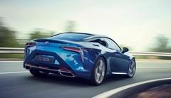 Lexus LC Blue Edition : du concept à la série !