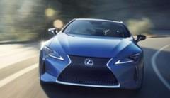 Lexus LC500 Blue Edition