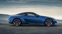 Lexus LC Blue Edition : une nouvelle peinture sophistiquée et… onéreuse