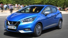 Essai Nissan Micra 1.0 71 ch : Et la douceur ?