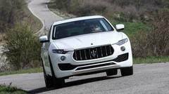 Maserati Levante : bientôt un V8 Ferrari