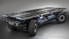 SURUS : un skateboard à hydrogène pour l'armée américaine