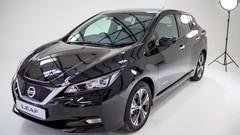 A bord de la nouvelle Nissan LEAF !