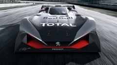 Peugeot L750 R HYbrid Vision Gran Turismo, à piloter uniquement sur PS4