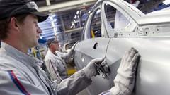 Usines PSA à Sochaux et Mulhouse : production assurée pour la prochaine décennie
