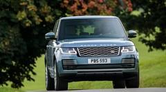 Le Range Rover s'offre (aussi) un restylage