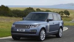 Range Rover : petit coup de jeune et version hybride rechargeable