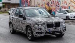 BMW X5 4 (2019) : premières photos et vidéo espions du nouveau X5