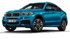 Les BMW X5 et X6 s'offrent des éditions spéciales